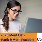 RMAP 2020 Merit List (Dec 22) - Check Your Rank & Merit Position