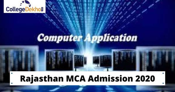 Rajasthan MCA Admissions 2020