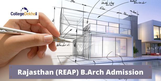 Rajasthan B.Arch Admissions 2021