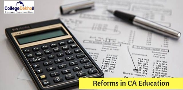 ICAI Recommends Re-Evaluation for CA Exams, Amendment of CA Act
