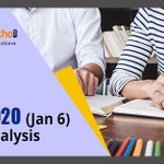 SNAP 2020 (Jan 6) Exam and Question Paper Analysis (Out), Answer Key and Solutions
