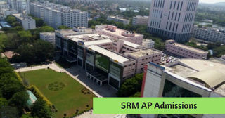 SRM-AP School of Liberal Arts and Basic Sciences Admissions 2018-19 Open