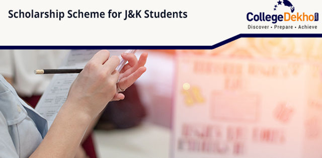 Centre Planning to Award Scholarships to All Eligible Students in J&K