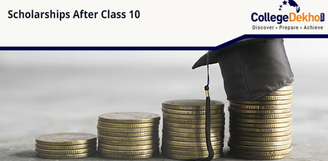 List of Scholarships for Class 10th Students 2019