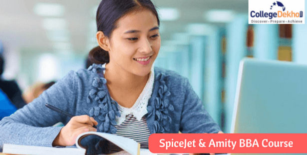 SpiceJet and Amity Launch Online BBA Course, Assure Placement of Rs