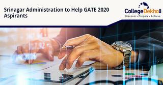Srinagar Administration Helps GATE 2020 Aspirants with Registration