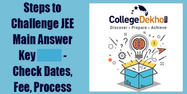 JEE Main Answer Key Challenge