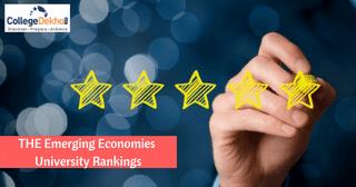 IISc and IITs in Top 50 of THE Emerging Economies University Rankings 2019