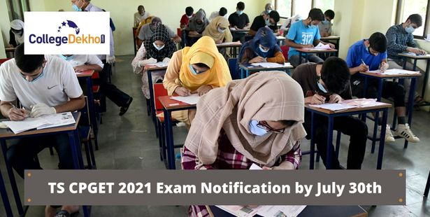 TS CPGET 2021 Exam Notification by July 30th