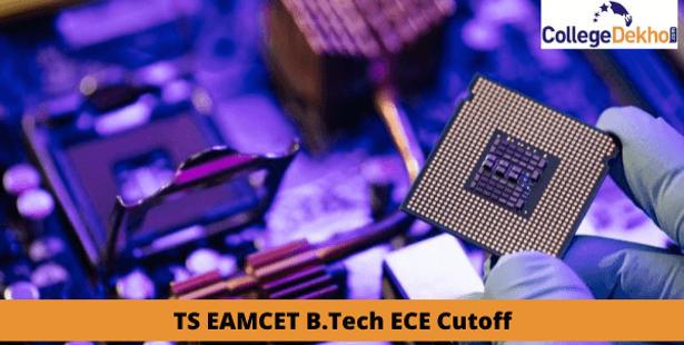 TS EAMCET B.Tech ECE Cutoff