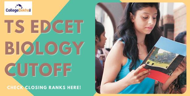 TS EDCET Biology Cutoff 2021