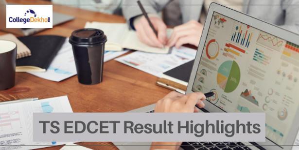 TS EDCET 2021 result highlights