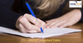 TS LAWCET 2020 Important Dates