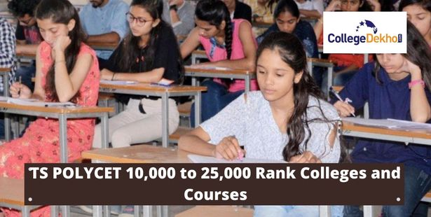 List of Colleges for 10,000 to 25,000 Rank in TS POLYCET 2021