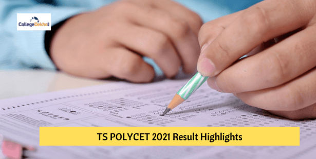 TS POLYCET 2021 Result Highlights – Check Pass Percentage, Total No. of Qualified Candidates
