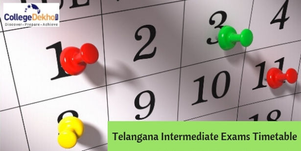 Telangana Inter Exams 2021 (Dates Soon): Check New Timetable, Date Sheet for Inter 2nd-Year