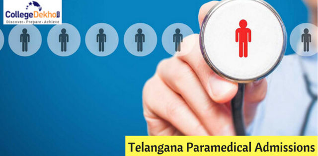 Telangana B.Sc Paramedical Admissions 2019-20: Mop-Up Round, Web Allotments, Merit List, Counselling