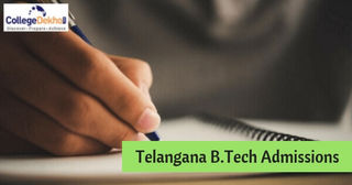 Telangana B.Tech Admissions 2019 – Dates, Eligibility, Selection Procedure and Application Form