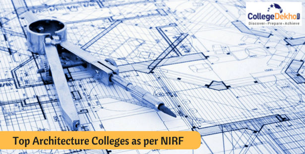 Top Architecture Colleges NIRF Rankings 2021, 2020, 2019, 2018