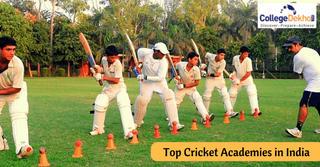 Top Eight Cricket Academies in India