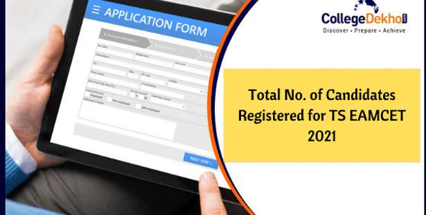 Over 2.42 Lakh Candidates Register for TS EAMCET 2021