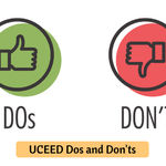 Dos and Don'ts for UCEED