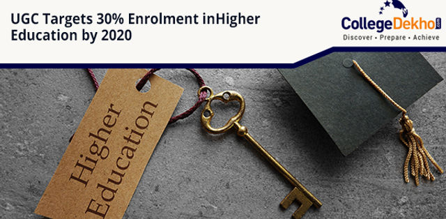 UGC Aims 30% Enrolment Increase by 2020
