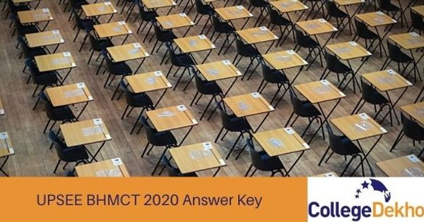 UPSEE BHMCT 2020 Answer Key Released: Download Here