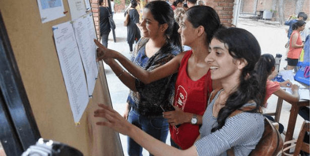 DU Colleges With Cutoff Between 80 - 90%