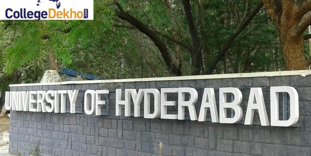 University of Hyderabad M.A Admissions 2021-22