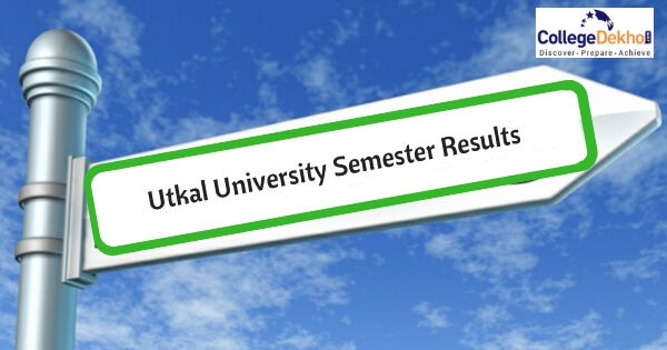 Utkal University B A, B Com and B Sc First Semester Results