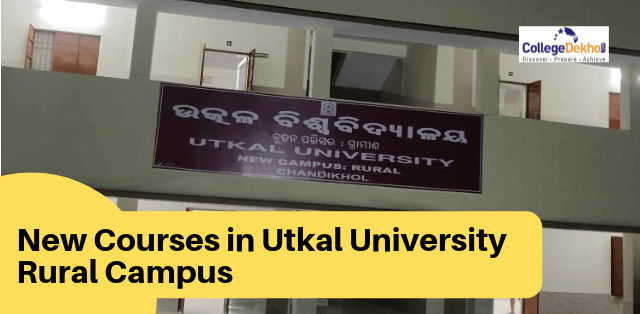 Utkal University's Rural Campus to Offer New Courses