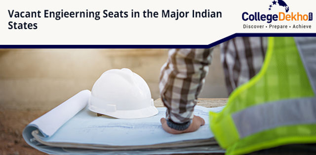 About 50% Engineering Seats Go Vacant in Some States