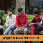 WBJEE B.Tech ECE Cutoff