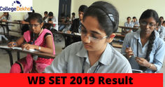 WB SET 2019 Results - Date and Time, Direct Link