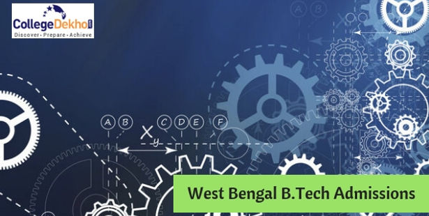 West Bengal B.Tech Admissions 2021