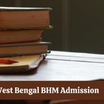 West Bengal BHM Admission 2021