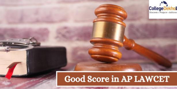 What is a Good Score in AP LAWCET 2021?