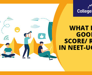 What is Good Score/ Rank in NEET-UG 2020?