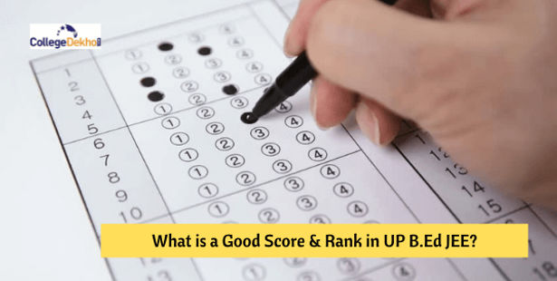 What is a Good Score and Rank in UP B.Ed JEE?