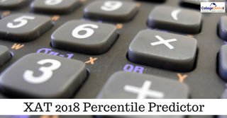 Predict Your XAT 2018 Score by Using our XAT Percentile Predictor Now!