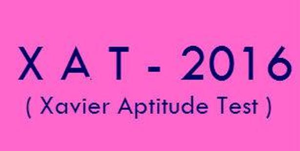 Xavier Aptitude Test (XAT) 2016 to Remain Pen-Paper Based