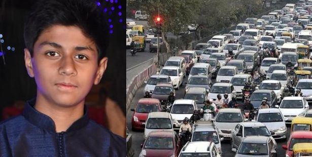 13 Year Old Boy's Solution to Delhi's Odd-Even Problem
