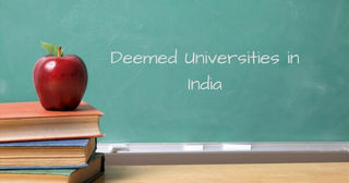 List of Deemed Universities in India: Location & Specialisations Offered