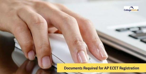 Documents for AP ECET application