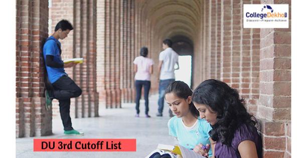 DU Third Cut-Off List 2020