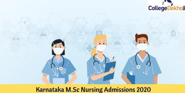 Karnataka M.Sc Nursing Admissions