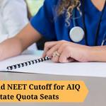 NEET 2020 Cutoff for Uttarakhand