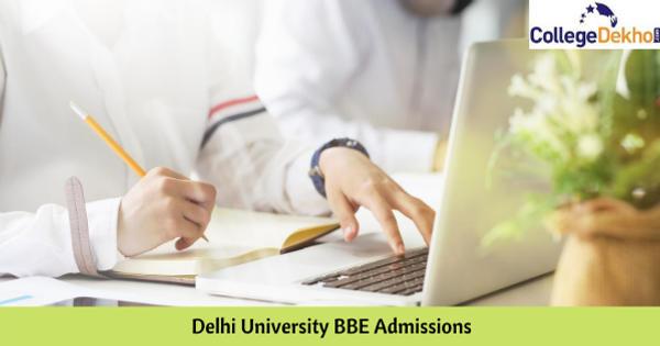 Delhi University BA (Hons.) Business Economics Admissions