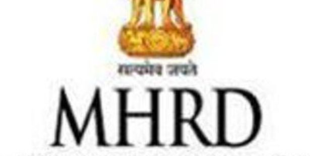 HRD Ministry to come up With Funding